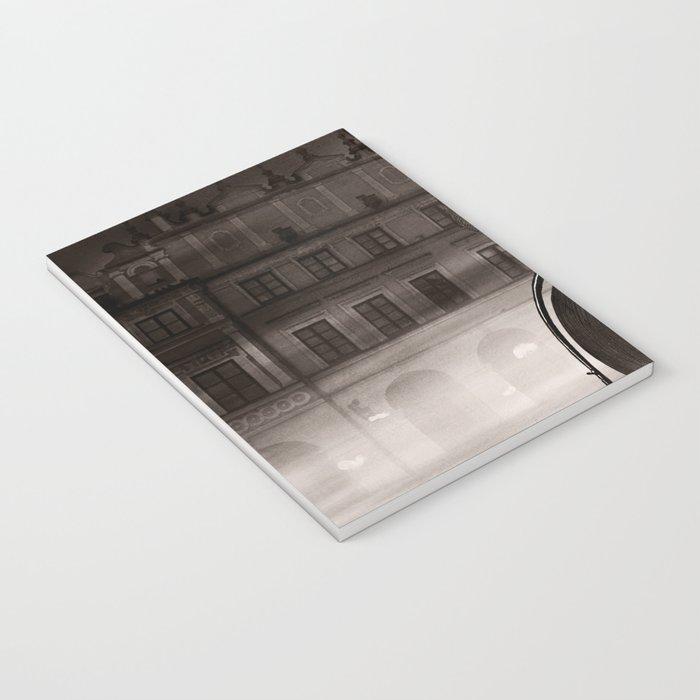 Music Man in the City, by Viviana Gonzalez & Eric Fan Notebook