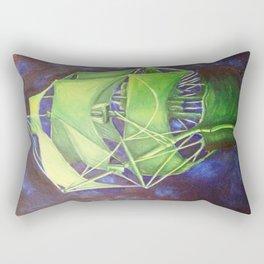 Flying Dutchman Rectangular Pillow