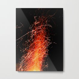 A gift from Prometheus  Metal Print