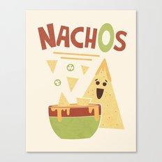 NachOs Canvas Print