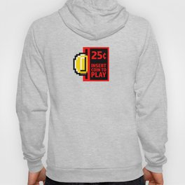 Insert coin to play Hoody