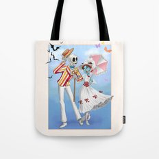 A Jolly Nightmare Tote Bag