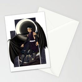 High Lord Rhysand Stationery Cards