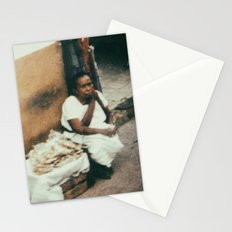 Mexican Street Vendor Stationery Cards