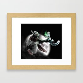 The Hunt Framed Art Print