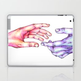 Hot and Cold Laptop & iPad Skin