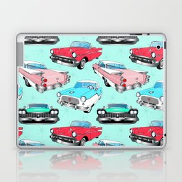 Retro Fins + Fenders in Mod Mint Laptop & iPad Skin
