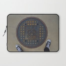 Sewer Ascetic Laptop Sleeve