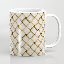 Interlaced weave Coffee Mug