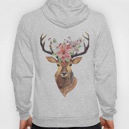 Winter Deer 3 Hoody