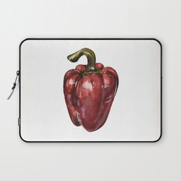 Red Bell Pepper Laptop Sleeve