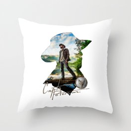 Coyote Peterson Throw Pillow