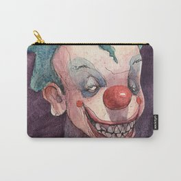 Creepy Clowns Series n.1 Carry-All Pouch