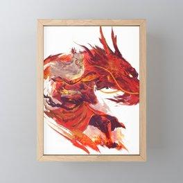 Avatar Roku  Framed Mini Art Print