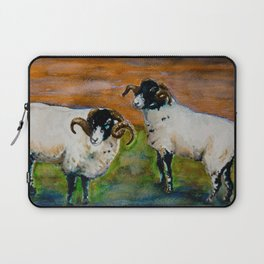 The Rams of Lastingham Laptop Sleeve
