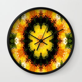 Flowering Spring... Wall Clock