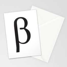 Beta Stationery Cards