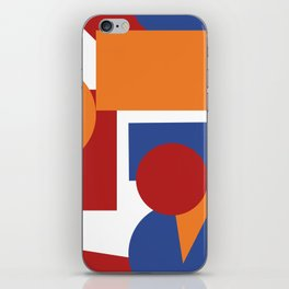 Abstract design for your creativity iPhone Skin