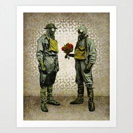 Contagious Love Art Print