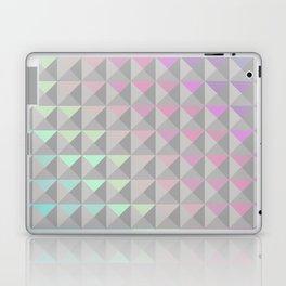Silver Xs Laptop & iPad Skin