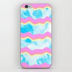 Bubblegum summer iPhone & iPod Skin