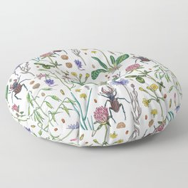 Midsummer Floor Pillow