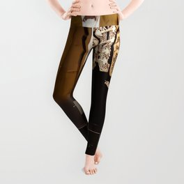 Stevie Ray Vaughan Exhibit - Family Style Leggings