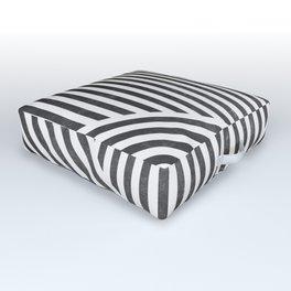 Modern geometric art XX Outdoor Floor Cushion