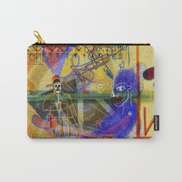 ART HISTORY SERIES: PELAN ALTARPIECE (POLYPTYCH) Carry-All Pouch