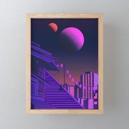 Vivid Dream Framed Mini Art Print