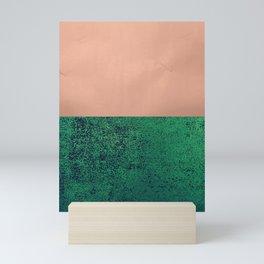 NEW EMOTIONS - LUSH MEADOW Mini Art Print