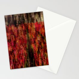 Field of Tulips Mosaic Stationery Cards