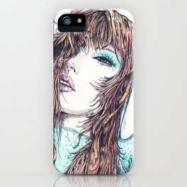 Selina iPhone Case