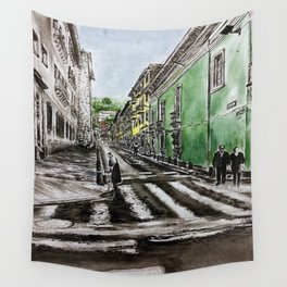 Quito Wall Tapestry