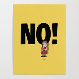 No! no.5 Poster