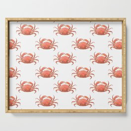 Crabs Serving Tray