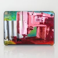 sewing iPad Cases featuring Sewing Machine by Gabriel Prusmack and Sophia Buddenhagen