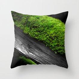 Deadfall Adornment Throw Pillow