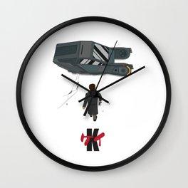 Bladerunner / Akira Wall Clock