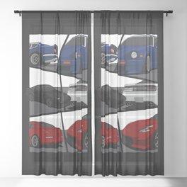 Z Generations Sheer Curtain