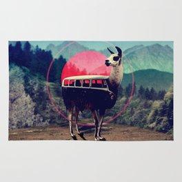 Llama Rug
