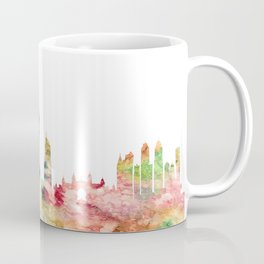 Dubai City Skyline Coffee Mug