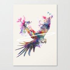 Fly Away II Canvas Print