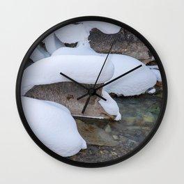 Topper Wall Clock