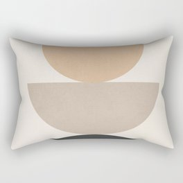 Geometric Modern Art 31 Rectangular Pillow