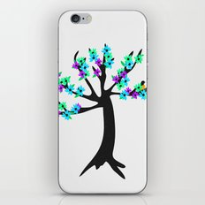 Sping is here iPhone Skin