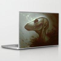 dead Laptop & iPad Skins featuring Dead by Yoncho Yonchev