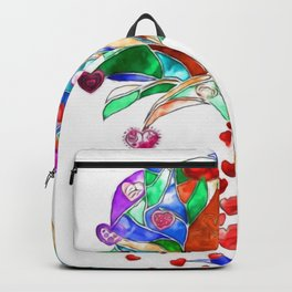 Tree of Hearts Backpack