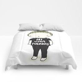 Ni Una Menos Comforters