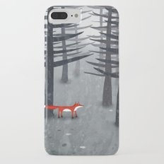 The Fox and the Forest Slim Case iPhone 7 Plus